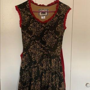 Adorable Effie's Heart Dress